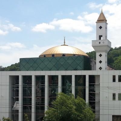 Esslinger Moschee Slider